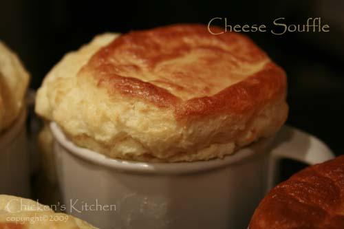 classic Cheese Souffle by flickr user zoyachubby