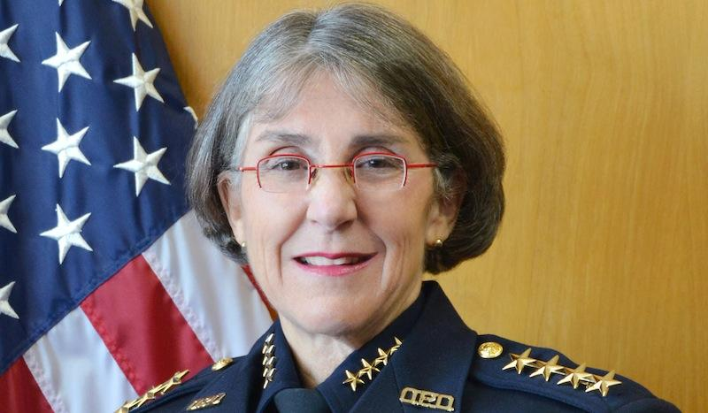 Anne Kirkpatrick, Oakland's newest Police Chief
