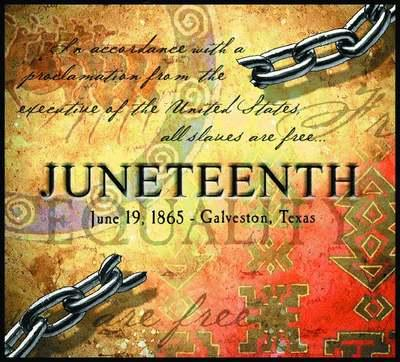 Juneteenth, taken by flickr user Aleeda Crawley