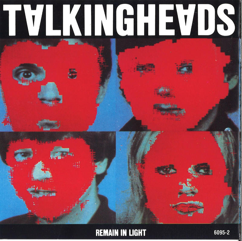 Talking Heads - Remain in Light [1980]