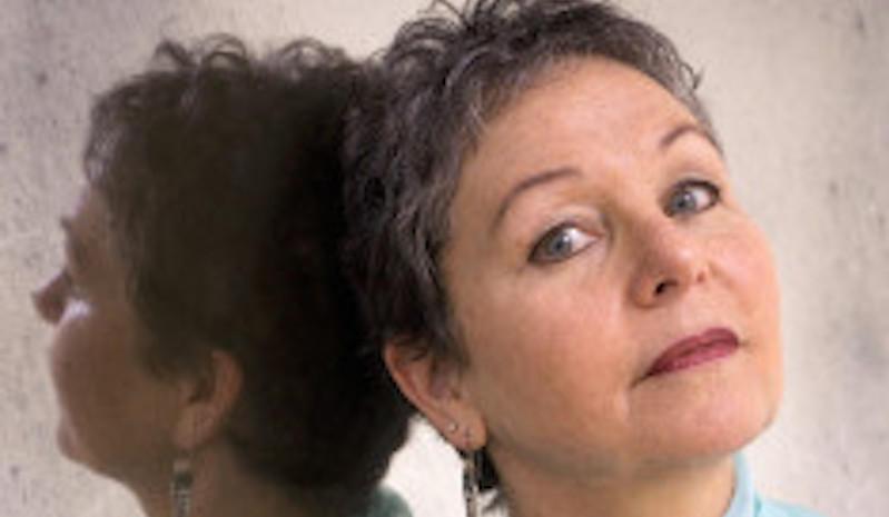 Author Elizabeth Rosner