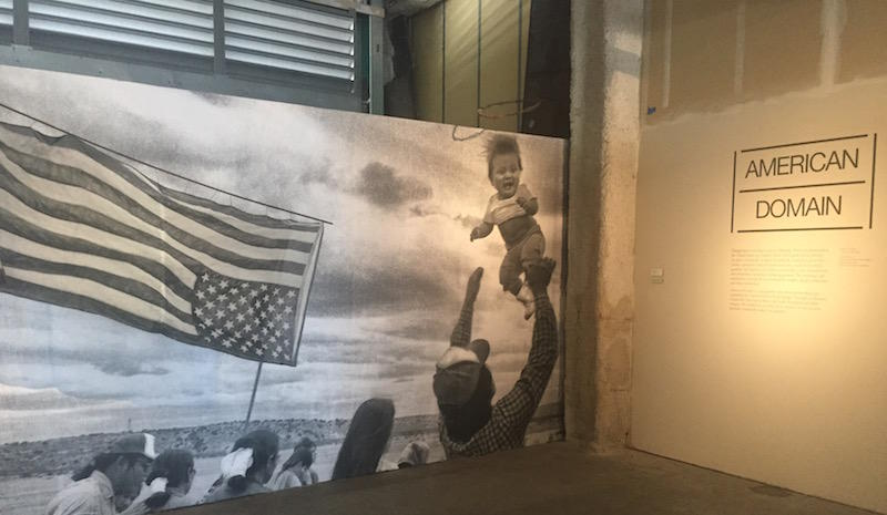 """The Museum of Capitalism's special exhibition """"American Domain"""" curated by Erin Elder"""