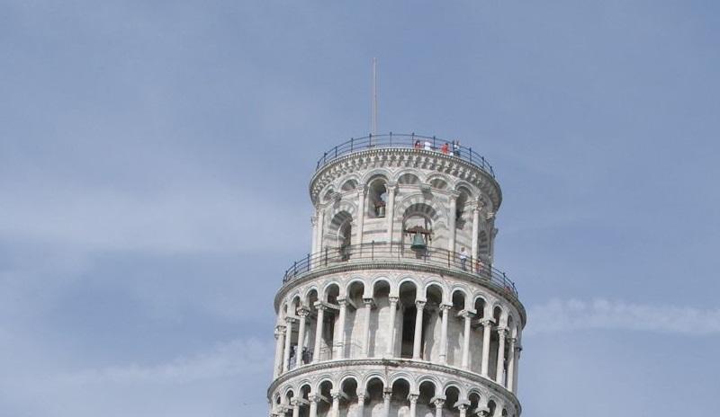 Tower of Pisa by flickr user Vyacheslav Argenberg,