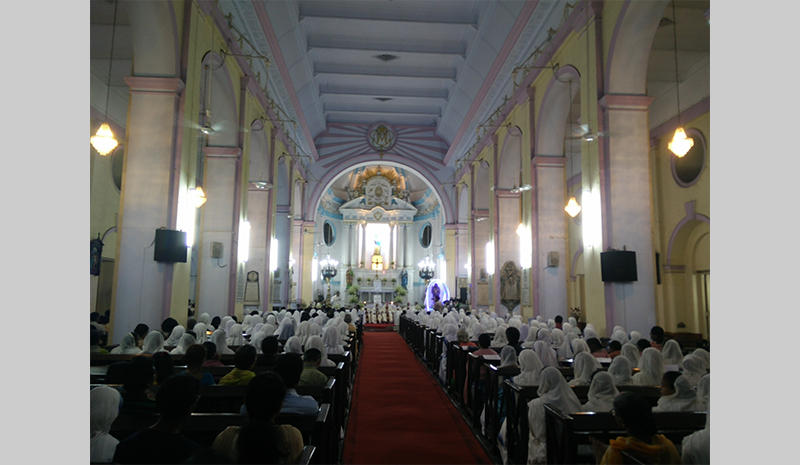 Mother Teresa's church