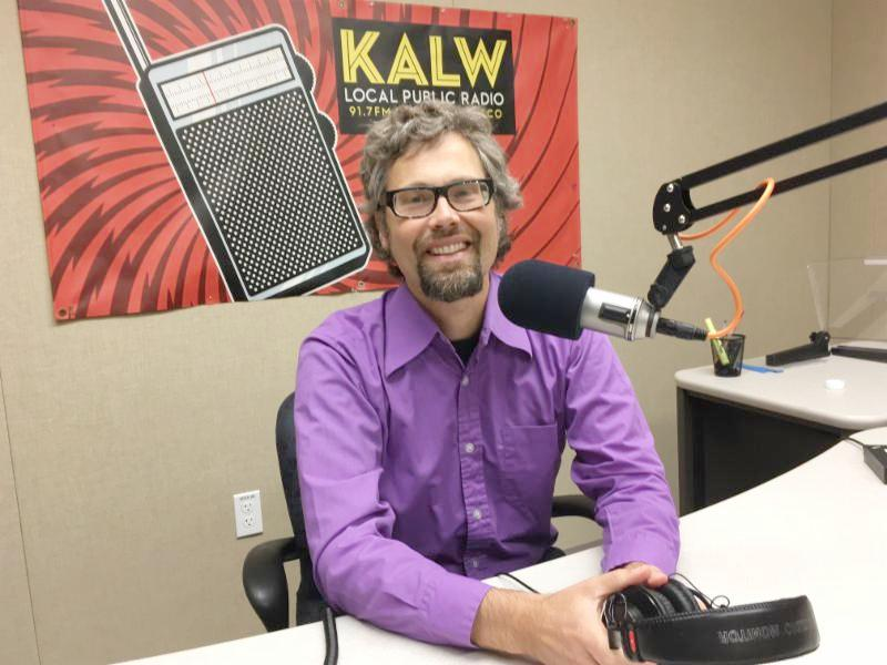 KALW General Manager Matt Martin