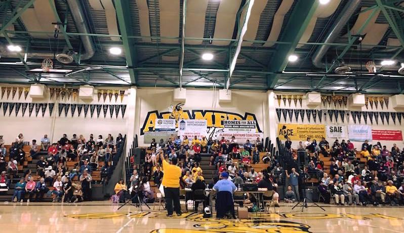 California Renters Assembly in Alameda