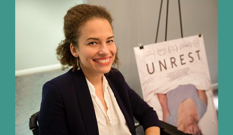 Filmmaker Jennifer Brea