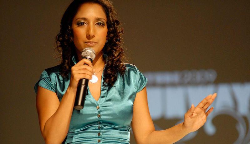 Comedian Dhaya Lakshminarayanan