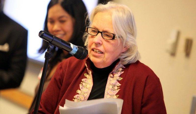 Sandy Close, executive director of New America Media
