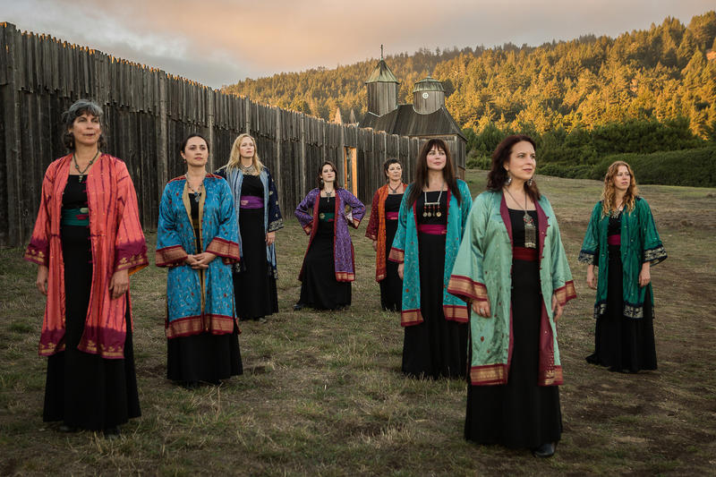 Women's Vocal Ensemble Kitka…