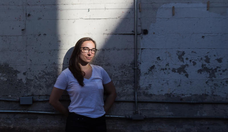 Zeitgeist Manager Lara Burmeister says a proposed building would have cast a shadow cast over the bar's beer garden.