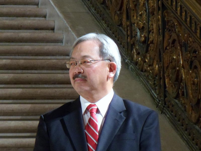 San Francisco Mayor Edwin M. Lee, 1952-2017