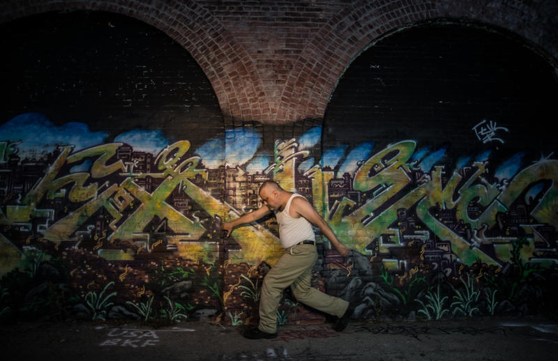 Joe Landini celebrates 25 years of dance making in San Francisco with '5 ON 25' at at SAFEhouse Arts...