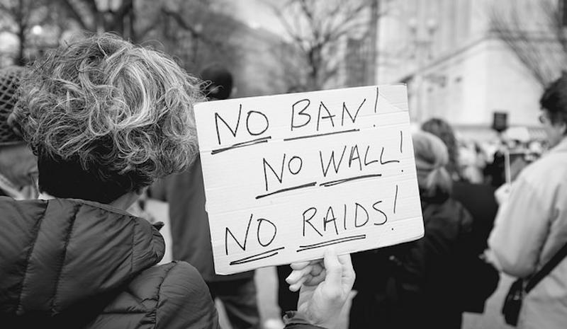 """No Ban - No Wall - No Raids"""