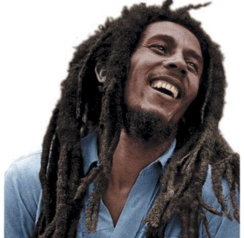 Bob Marley (image found on flickr)