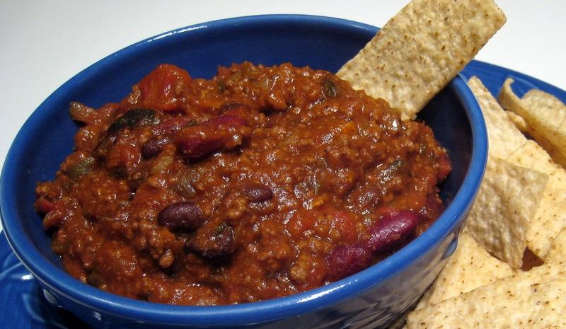 Chili from www.thefoodspot.com, taken by flickr user William Jones