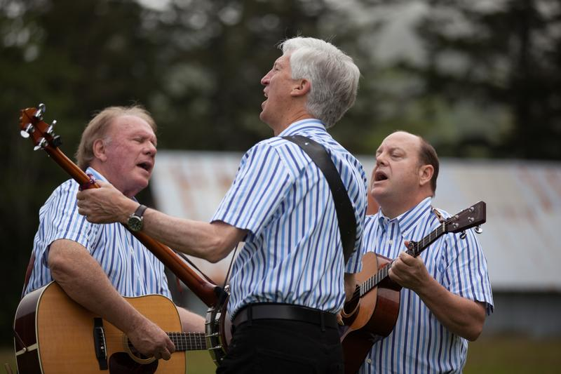 The Kingston Trio in 2018