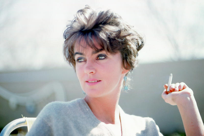 Writer Lucia Berlin in Albuquerque, 1963...