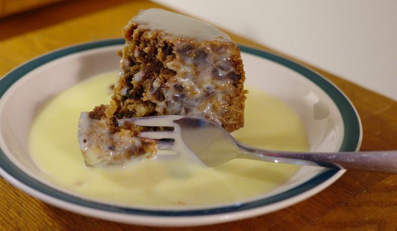 Plum Pudding taken by flickr user Calvin Walton