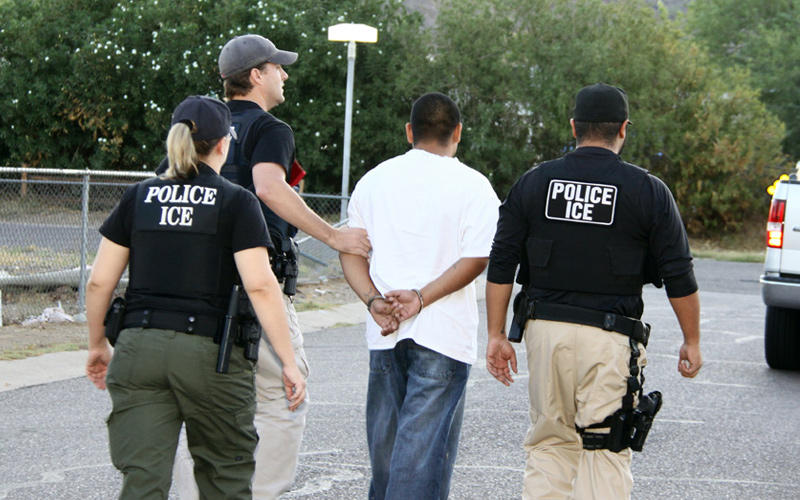 In 2011 ICE conducted Operation Cross Check, an effort to arrest and deport undocumented immigrants with criminal records. More than 2,900 people were arrested and 18 weapons were confiscated.