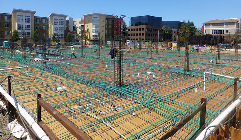 Development in Emeryville