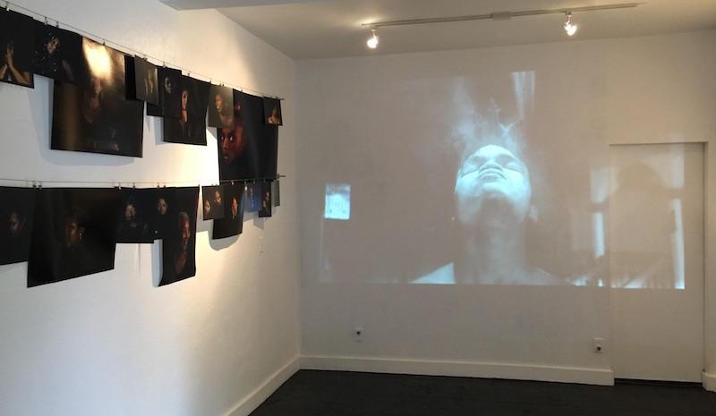 A film installation by Idris Hassan & Karen Seneferu, and photographs by Kristina Williams