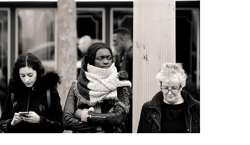 International Women's Day, taken by flickr user Hernán Piñera