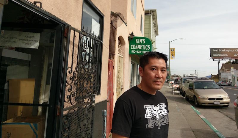 """It's been three years since we asked for help,"" says cosmetics shop owner Allen Nguyen. ""We shouldn't approach a situation where the water is up to our nose before we react."""