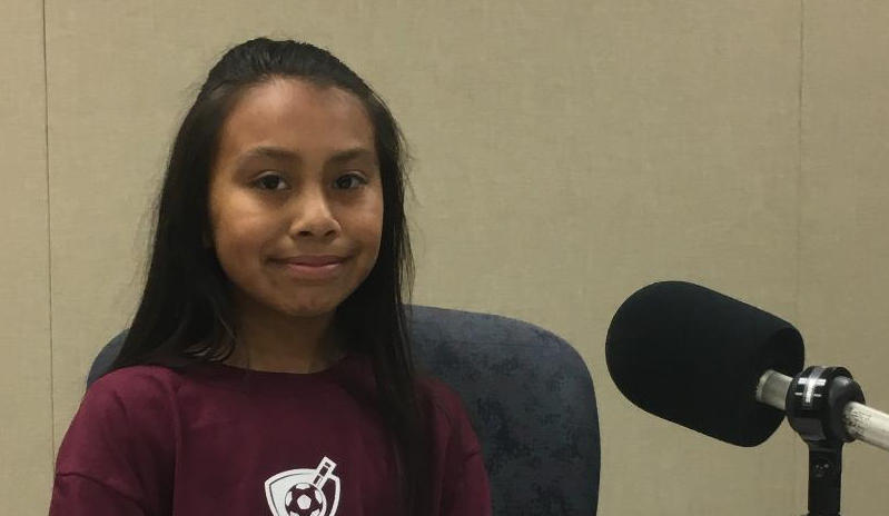 Wendy Sanchez Colaj is a student at E. R. Taylor School in San Francisco