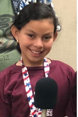 Xiomara Trejo is a student at Venetia Valley School.