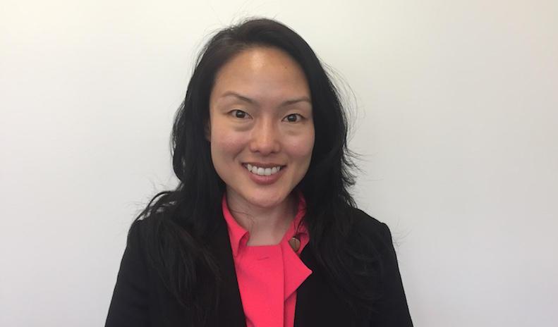 Mayoral candidate Jane Kim