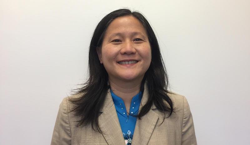 Mayoral candidate Ellen Lee Zhou