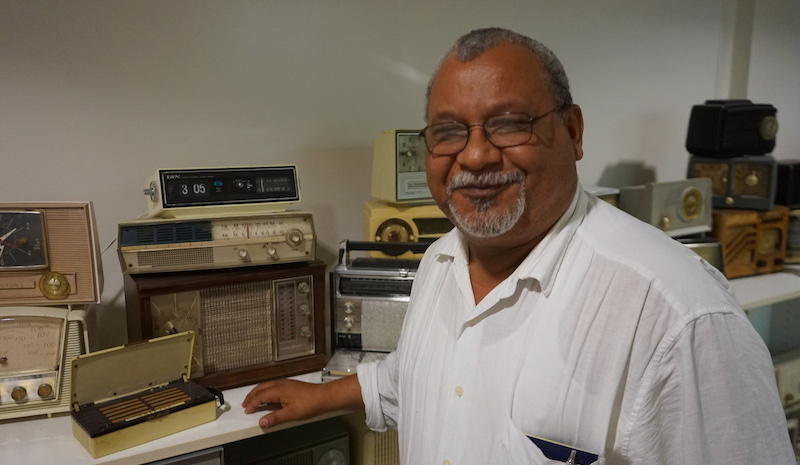 Ismael Moreno, affectionately known as Padre Melo is a human rights activist and the director of Radio Progreso in Honduras