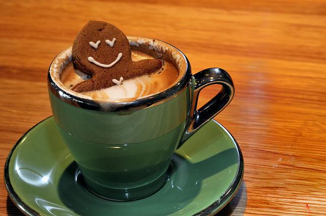 gingerbread men, taken by flickr user mojocoffee