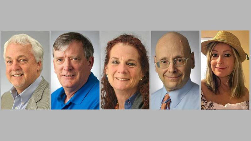 Victims of Capital Gazette shooting in Annapolis