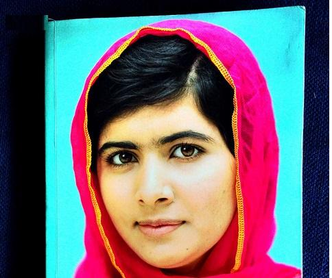 Hoping to have some good YA non-fiction to recommend. Excited about this one. #malala taken by flickr user Jabiz Raisdana