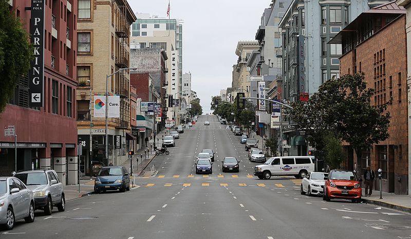 Bush Street, San Francisco