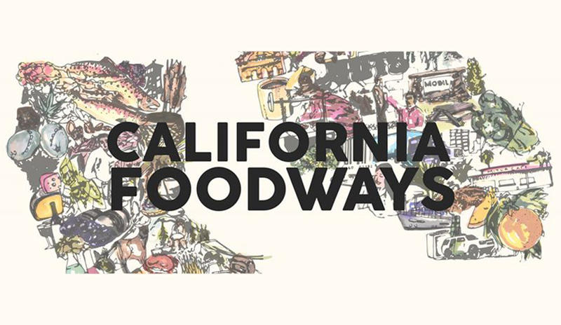 You can now dine on California Foodways radio stories from your podcast plate.
