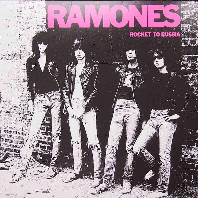 Ramones - Rocket to Russia [1977]