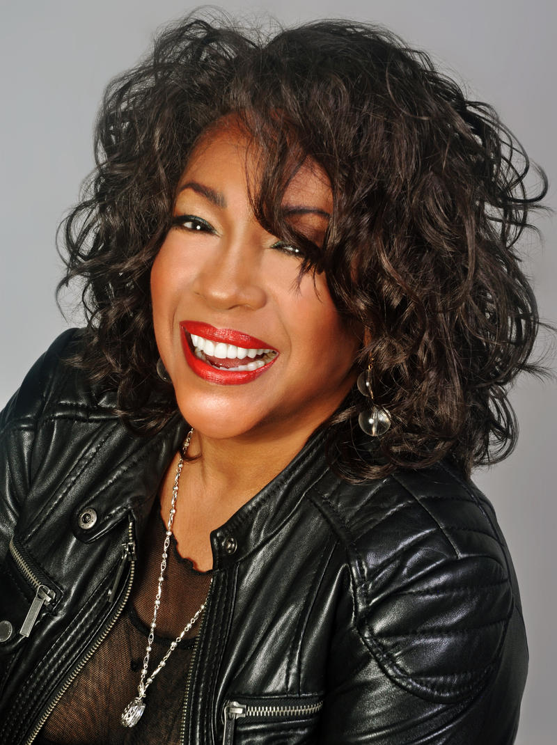 Mary Wilson of The Supremes...