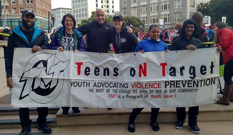 Teens on Target, a program of Youth Alive!