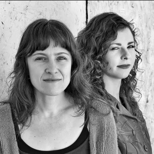 Amy Scher & Hailey Pexton