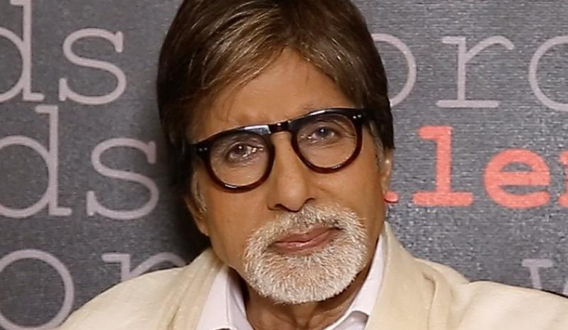 Amitabh Bachchan - TeachAIDS Interview, taken by flickr user TeachAids