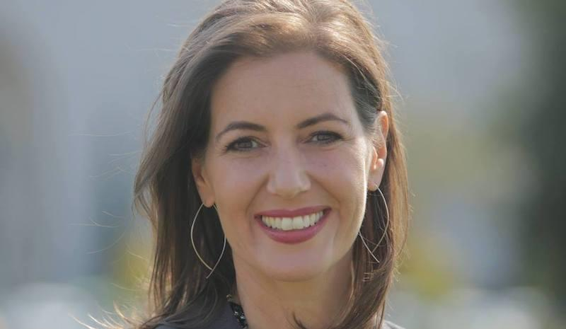 Oakland Mayor Libby Schaaf is campaigning for re-election.