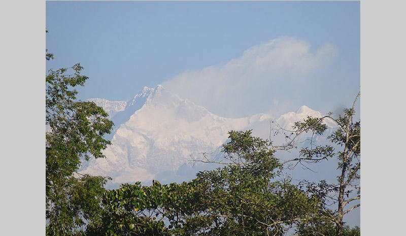 Yes Kanchenjungha :-)