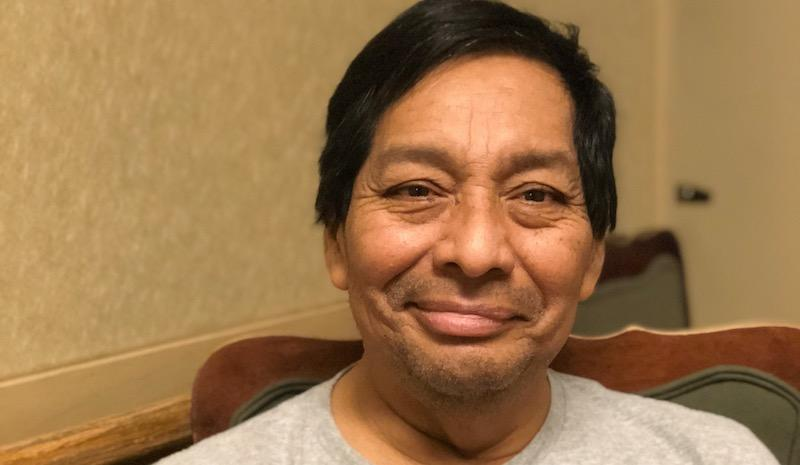 My Life, My Stories participant Jose fled San Salvador during the Salvadoran Civil War to find work to better support his family.