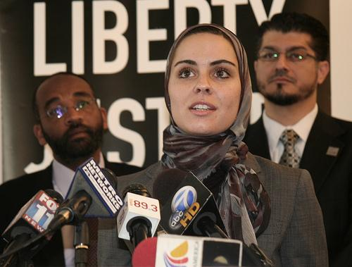 """Targeting Muslims for surveillance not only destroys community cohesion, it erodes the trust between law enforcement and Muslim communities, which undermines national security,"" said Ameena Mirza Qazi, deputy executive director CAIR-LA."