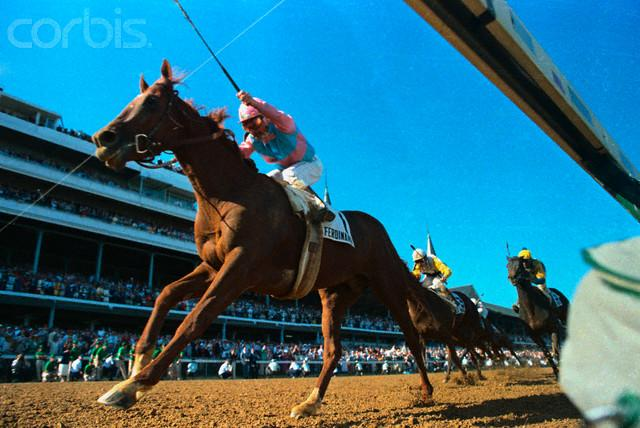 1986 - Kentucky Derby (highlighted story below)