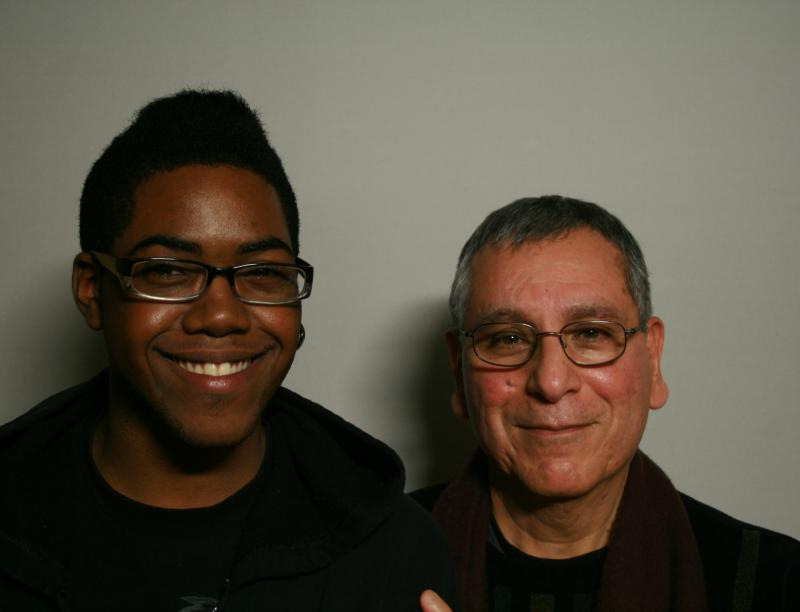 "Nicolas ""Nicky"" Frausto and Alexander ""Lexi"" Snyder shared their story with Storycorps."