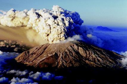 1980 - Mt St Helens (highlighted story below)